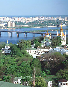 Kiev ist the capital of Ukraine