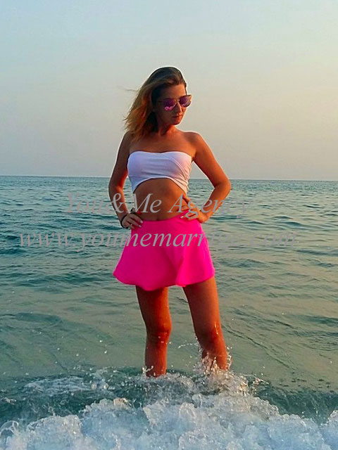 ukraine girl Viktoriya